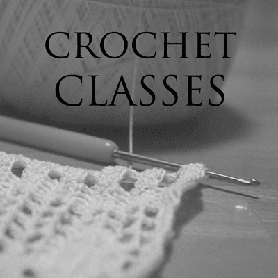 Special Mommy Or Daddy And Me Learn To Crochet Class Infinite